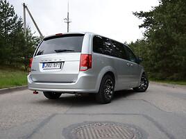Chrysler Grand Voyager IV Van 2014 m.