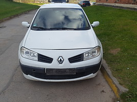 Renault Megane II Dci 2006 m. dalys