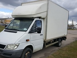 Mercedes-Benz sprinter 2003 г.