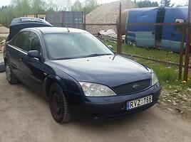 Ford Mondeo Mk3 Sedanas 2001
