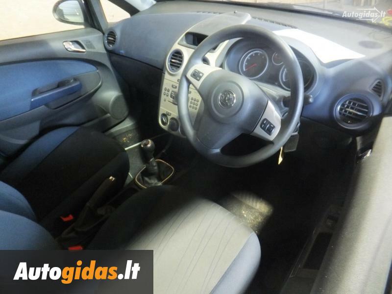 Opel Corsa D 2007 y parts | Advertisement | 1023178384