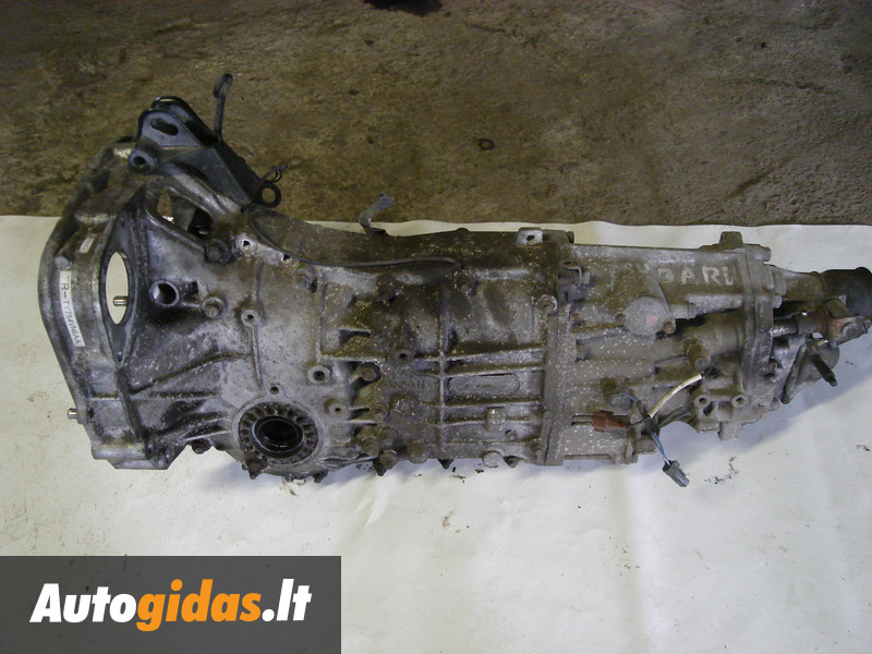 Subaru 2008 M Dalys Skelbimas 1023304423 Autogidas Lt