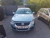volkswagen passat b6 BXE Sedanas 2006