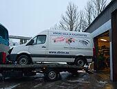 volkswagen crafter Rida 148 000km Krovininis mikroautobusas 2013