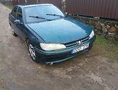 peugeot 406 Sedanas 1996