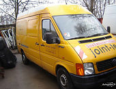 volkswagen lt 35  96kw(131AG) Krovininis mikroautobusas 1999