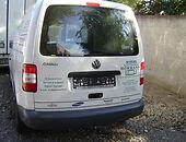 volkswagen caddy iii SDI /51kw 2007