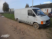volkswagen lt Krovininis mikroautobusas 1999