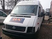 volkswagen lt 2,8 td 96kw Krovininis mikroautobusas 2000