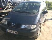 volkswagen sharan i 2.0 85 kw Vienatūris 1998
