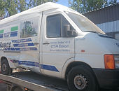 volkswagen lt   80kw /rida160t.km Krovininis mikroautobusas 1999