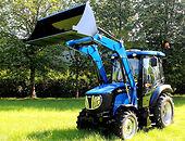 traktorius lovol 504-iii