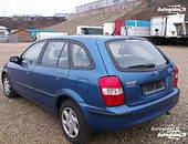 mazda 323 vi Hečbekas 2000