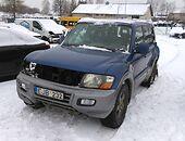 mitsubishi pajero iii Visureigis 2003