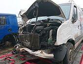 volkswagen crafter 35  / 80kw /2,0 Krovininis mikroautobusas 2012