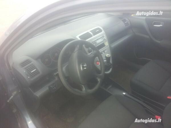 Honda Civic VII 2001 m. dalys