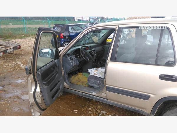 Honda Cr-V I 2001 m. dalys