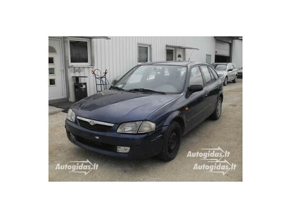 Mazda 323 VI 1999 m. dalys