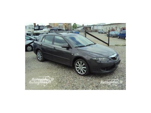 Mazda 6 I 2006 m. dalys