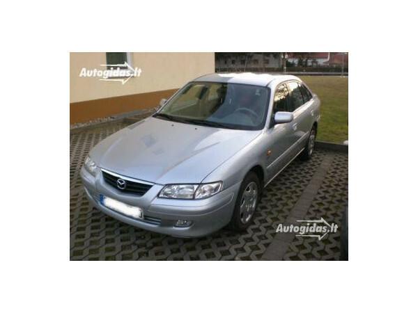 Mazda 626 V 2001 m. dalys