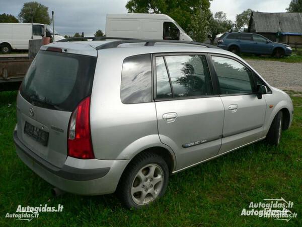 Mazda Premacy 2001 m. dalys