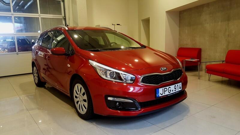 Car Hire Vilnius
