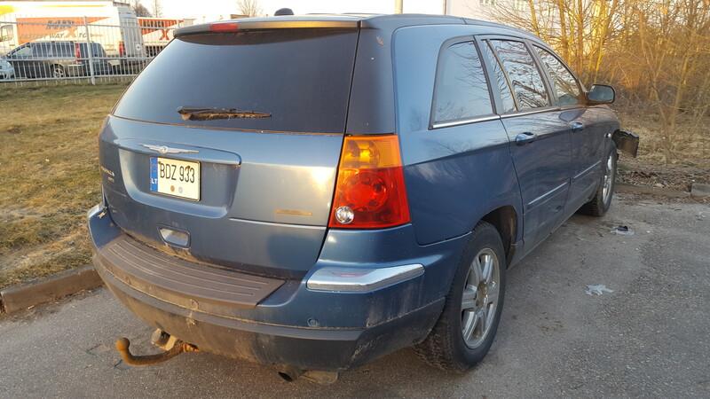 Chrysler Pacifica 2005 y. parts