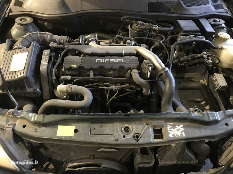 Opel Astra I 50kw 1999 m. dalys