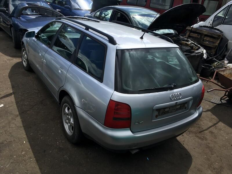 Audi A4 B5 1998 y. parts