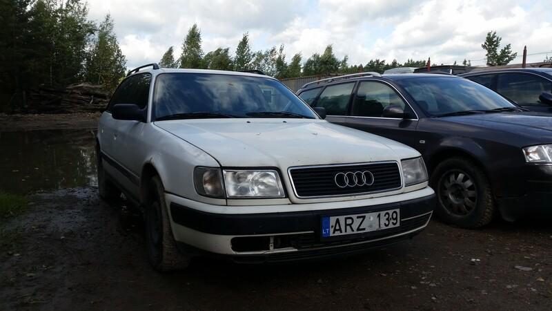 Audi 100 C4 1993 m. dalys