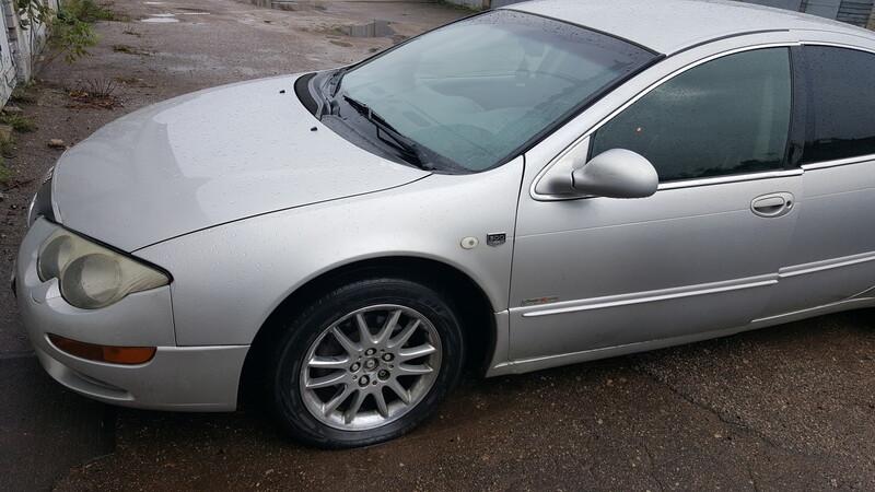 Chrysler 300M 2000 m. dalys