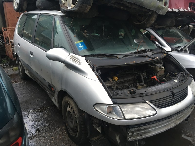 Renault Espace III 1999 г. запчясти