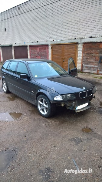 Bmw Serija 3 E46 kėbulo BMW 2001 y. parts