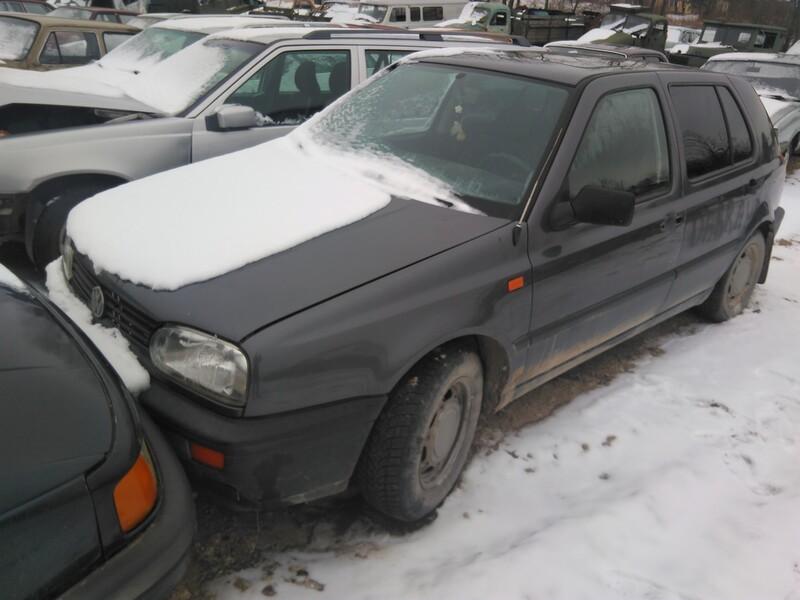 Volkswagen Golf 1995 m. dalys