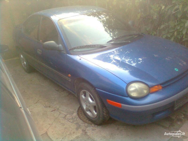 Chrysler Neon 1996 г. запчясти