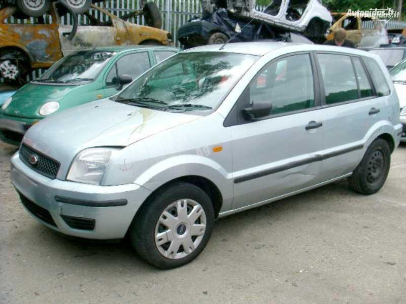 Ford Fusion 2003 m. dalys