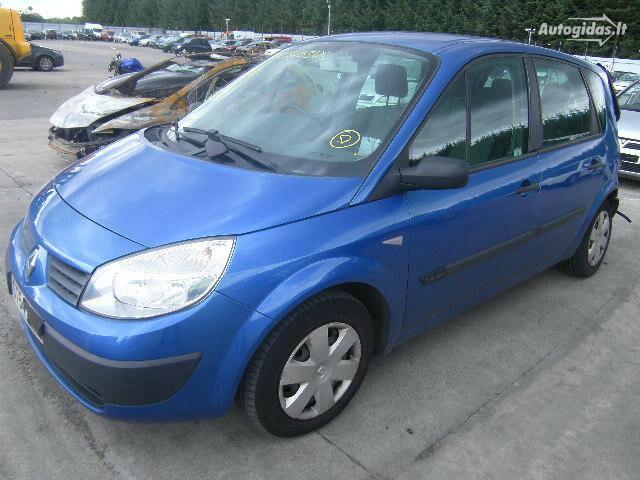 Renault Scenic II, 2004y.
