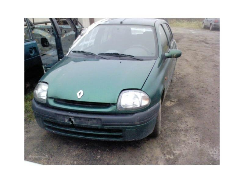 Renault Clio II Benzinas Dyzelis, 2000y.