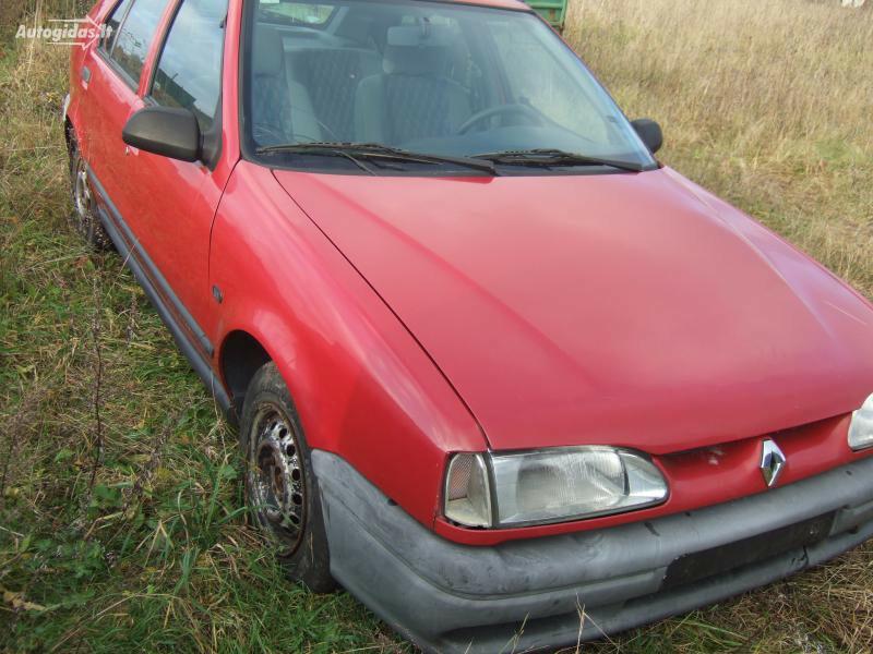 Renault 19 II 1995 y. parts