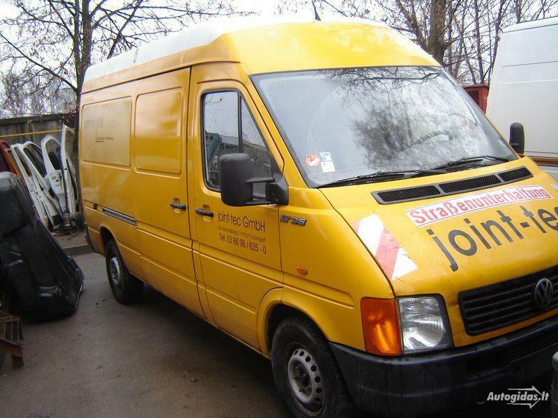 Volkswagen Lt 35  96kw(131AG) 1999 m. dalys