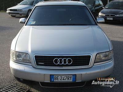 Audi A8 D2, 2000m.