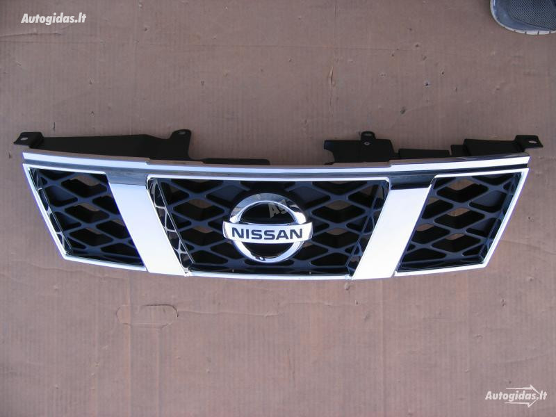 Nissan X-Trail II 2008 m. dalys