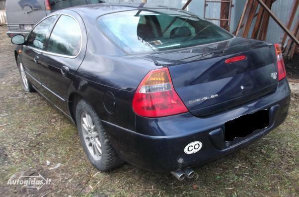 Chrysler 300M 2002 г. запчясти
