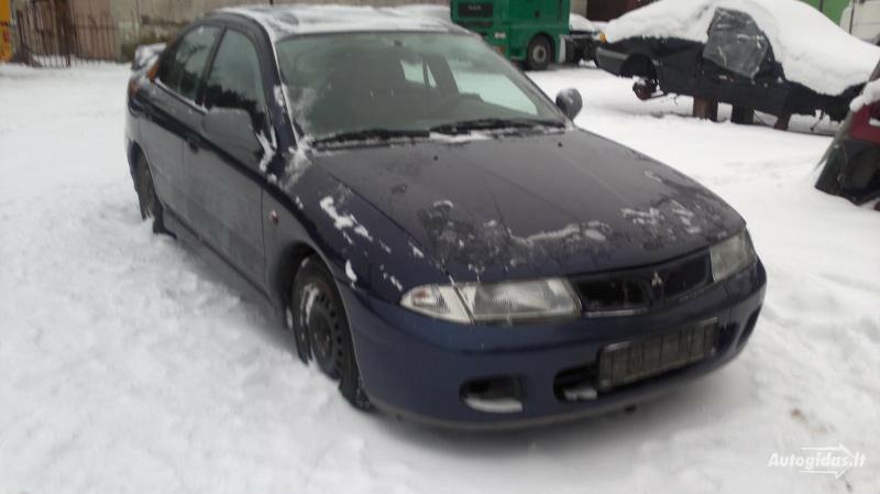 Mitsubishi Carisma I, 1997m.