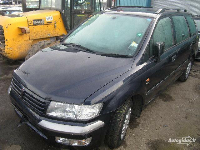 Mitsubishi Space Wagon, 1999m.