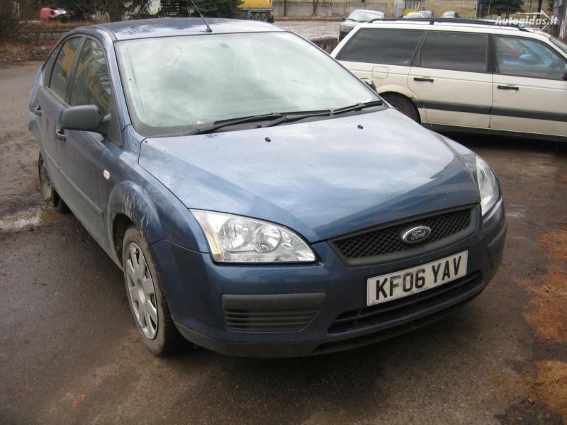Ford Focus Mk2, 2005y.