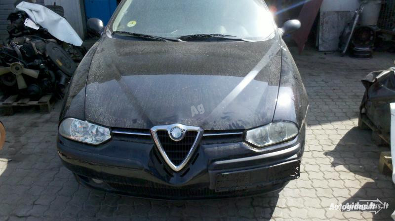 Alfa-Romeo 156 Europa Wagon 2.4JTD , 2001y.