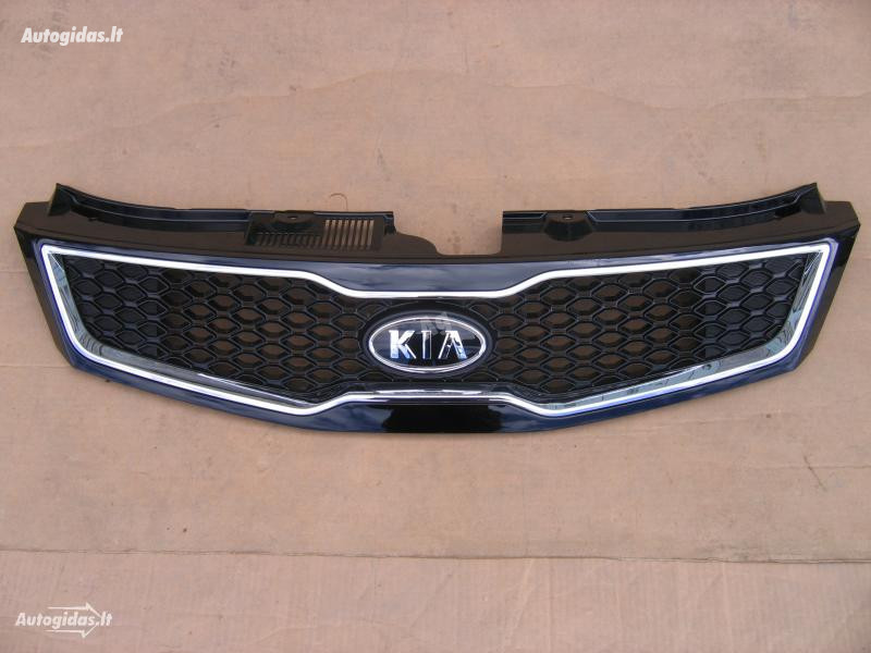 Kia Pro_Cee'd 2011 m. dalys