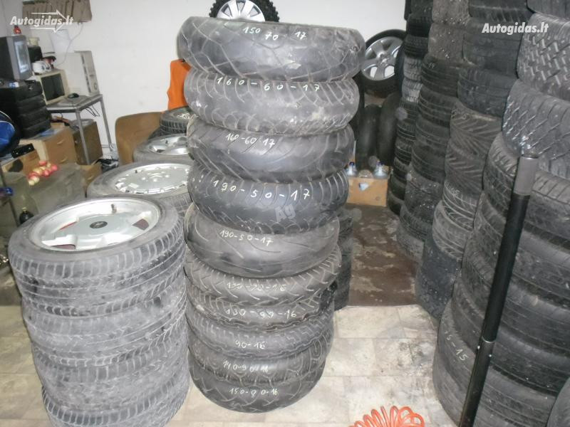 Pirelli R17 Padangos motociklams