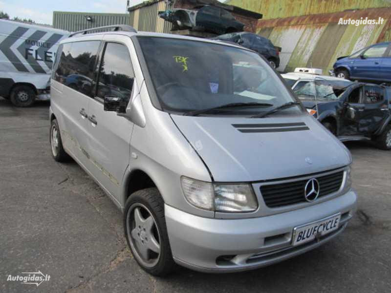 Mercedes-Benz Vito 1999 y. parts